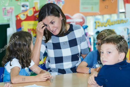 Queen Letizia attends the Opening of the School Year, Oviedo