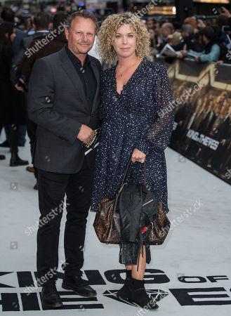 Neil Stuke and Sally Ann Stuke