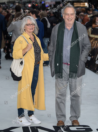Anne Rothenstein and Stephen Frears