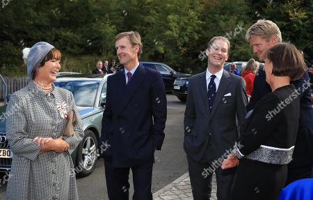 Editorial image of Prince Charles visit to Northumberland, UK - 12 Sep 2018