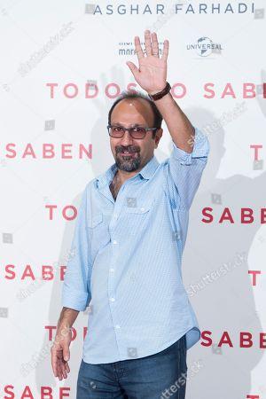 Asghar Farhadi