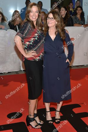 Elizabeth Marvel and Nicole Holofcener