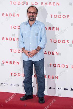 Editorial photo of 'Todos Lo Saben' film photocall, Madrid, Spain - 12 Sep 2018