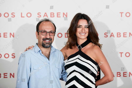 Editorial image of 'Todos Lo Saben' film photocall, Madrid, Spain - 12 Sep 2018