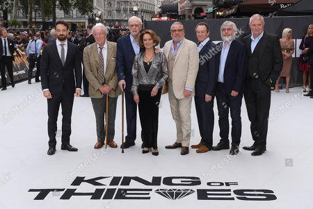 Jim Broadbent, Michael Gambon, Sir Michael Caine, Francesca Annis, Ray Winstone, Sir Tom Courtenay, Paul Whitehouse and Charlie Cox