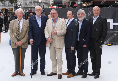 Michael Gambon, Sir Michael Caine, Ray Winstone, Paul Whitehouse, Sir Tom Courtenay and Jim Broadbent