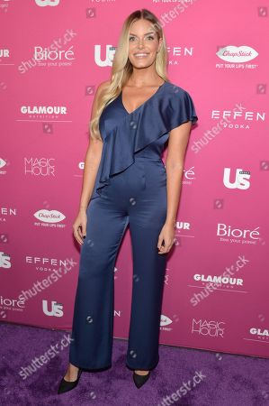 Editorial photo of US Weekly's Most Stylish New Yorker party, Arrivals, Spring Summer 2019, New York Fashion Week, USA - 12 Sep 2018