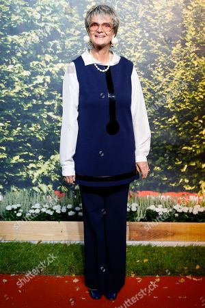 Gloria, Princess of Thurn and Taxis attends the 'BILD100 summer party' event in Berlin, Germany, 12 September 2018. 100 of the most important decision-makers from politics and business as well as well-known personalities from sports, art and culture are expected at the event held by Germany's highest-circulation newspaper BILD.
