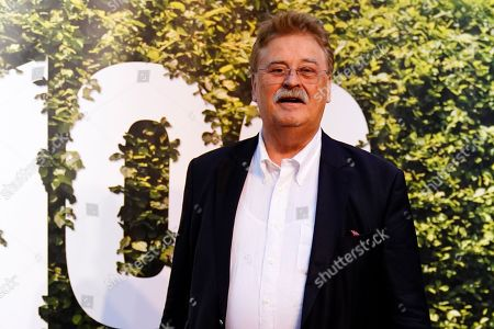 German politician and Member of the European Parliament Elmar Brok on the red carpet of the 'BILD100 summer party' event in Berlin, Germany, 12 September 2018. 100 of the most important decision-makers from politics and business as well as well-known personalities from sports, art and culture are expected at the event held by Germany's highest-circulation newspaper BILD.