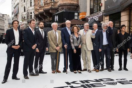 Editorial photo of Britain King of Thieves World Premiere, London, United Kingdom - 12 Sep 2018
