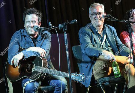 Singer/Songwriters Will Hoge and Mark Fernandez