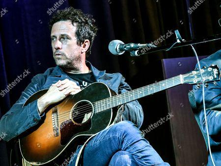 Stock Image of Singer/Songwriter Will Hoge