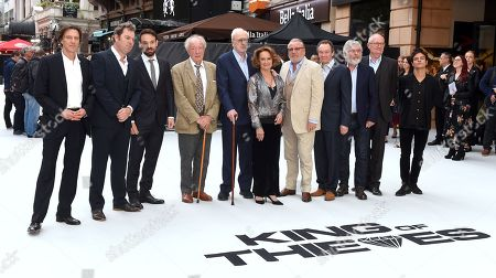James Marsh, Jim Broadbent, Michael Gambon, Sir Michael Caine, Francesca Annis, Ray Winstone, Sir Tom Courtenay, Paul Whitehouse, Jamie Cullum and Charlie Cox