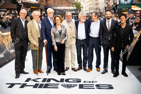 Editorial picture of 'King of Thieves' film premiere, London, UK - 12 Sep 2018