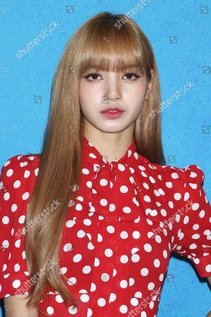 Lisa (Black Pink) (aka Lalisa Manoban)