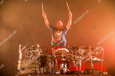 Editorial picture of 30 Seconds to Mars concert in Lisbon, Lisboa, Portugal - 12 Sep 2018