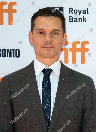 US director Jeremy Saulnier arrives for the screening of the movie 'Hold The Dark' during the 43rd annual Toronto International Film Festival (TIFF) in Toronto, Canada, 12 September 2018.