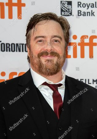 US screenwriter Macon Blair arrives for the screening of the movie 'Hold The Dark' during the 43rd annual Toronto International Film Festival (TIFF) in Toronto, Canada, 12 September 2018.