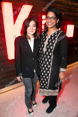 Alexis Zegerman (Author) and Indhu Rubasingham (Director)