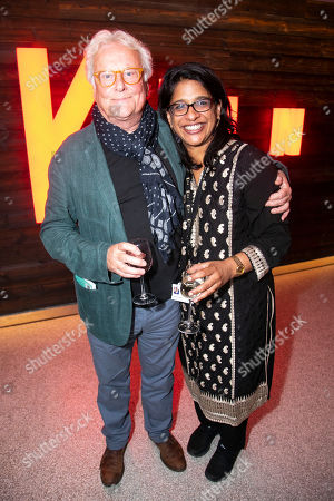 Richard Eyre and Indhu Rubasingham (Director)
