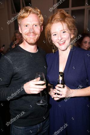 Michael Shaeffer and Dorothea Myer-Bennett (Simone)