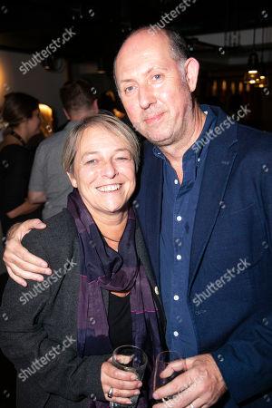 Susie McKenna and Robert Jones (Designer)