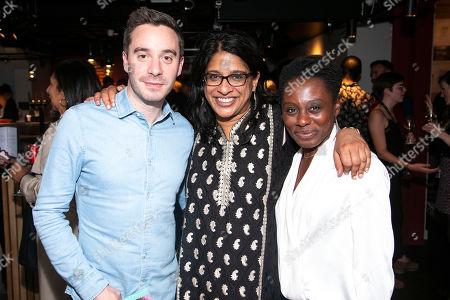 James Graham, Indhu Rubasingham (Director) and Natasha Gordon