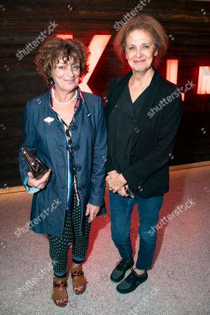 Bernice Stegers and Kate Fahy