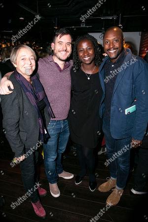 Susie McKenna, Michael Longhurst, Naana Agyei-Ampadu and Matt Henry