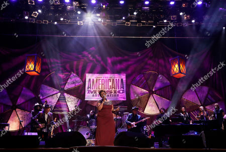 Editorial picture of Music Americana Awards, Nashville, USA - 12 Sep 2018