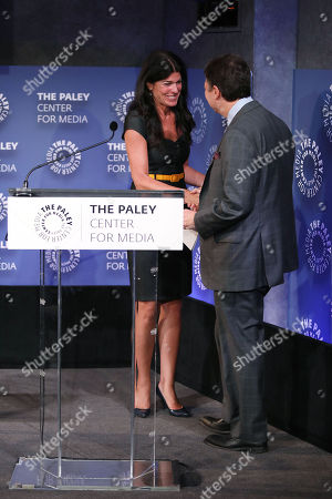 Stock Picture of Maureen J. Reidy and Neal Shapiro