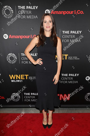 Stock Picture of Alicia Menendez