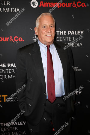 Editorial photo of Paley Center for Media Presents - 'Amanpour & Co', New York, USA - 12 Sep 2018