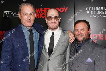 John Lesher, Darren Aronofsky, Scott Franklin