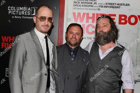 Stock Image of Darren Aronofsky, Scott Franklin, Ari Handel
