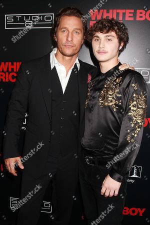 Matthew McConaughey, Richie Merritt
