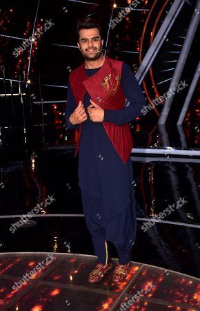 Indian actor Manish Paul