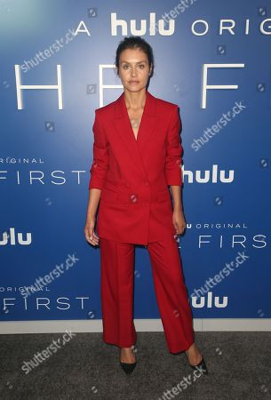 Editorial picture of 'The First' TV show premiere, Arrivals, Los Angeles, USA - 12 Sep 2018