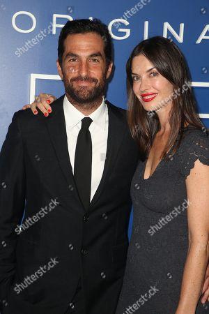 Stock Picture of Jordan Tappis and Heidi Tappis