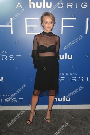 Editorial image of 'The First' TV show premiere, Arrivals, Los Angeles, USA - 12 Sep 2018