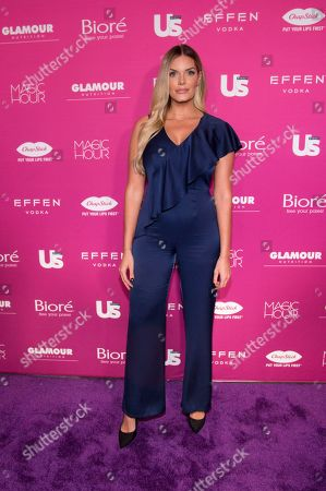 Lauren Wirkus attends Us Weekly's Most Stylish New Yorkers of 2018 party at Magic Hour Rooftop Bar and Lounge on in New York