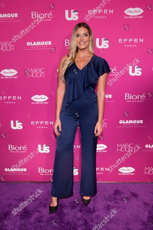 Stock Picture of Lauren Wirkus attends Us Weekly's Most Stylish New Yorkers of 2018 party at Magic Hour Rooftop Bar and Lounge on in New York