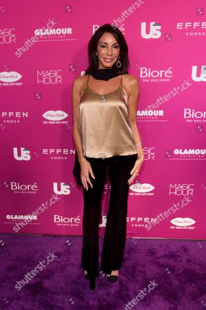 Danielle Staub attends Us Weekly's Most Stylish New Yorkers of 2018 party at Magic Hour Rooftop Bar and Lounge on in New York
