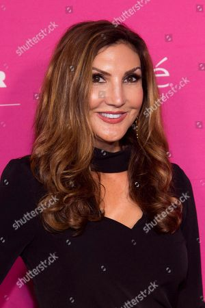 Heather McDonald attends Us Weekly's Most Stylish New Yorkers of 2018 party at Magic Hour Rooftop Bar and Lounge on in New York