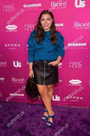 Allyson Shapiro attends Us Weekly's Most Stylish New Yorkers of 2018 party at Magic Hour Rooftop Bar and Lounge on in New York