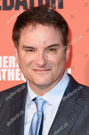 "Shane Black attends a special screening of ""The Predator"" at Grauman's Egyptian Theatre, in Los Angeles"