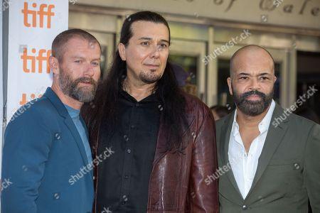 James Badge Dale, Julian Black Antelope, Jeffrey Wright
