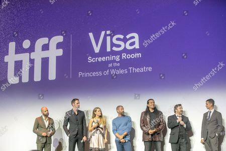 Jeffrey Wright, Alexander Skarsgard, Riley Keough, James Badge Dale, Julian Black Antelope, Macon Blair, Jeremy Saulnier