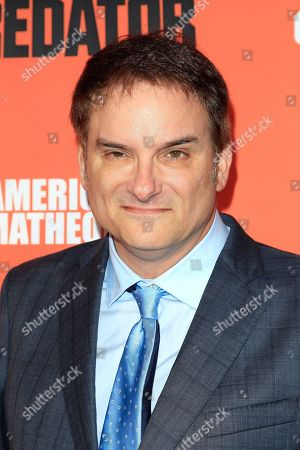 US director/writer Shane Black at the screening of 20th Century Fox's 'The Predator,' at the Egyptian Theatre in Los Angeles California, USA, 12 September 2018. The film opens in the US 9 February 2018.