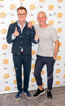 Francis Boulle and Jamie Laing